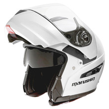 Marushin M409 Motorcycle helmet Off road racing helmets Motocross capacete Undrape face helmet for man and