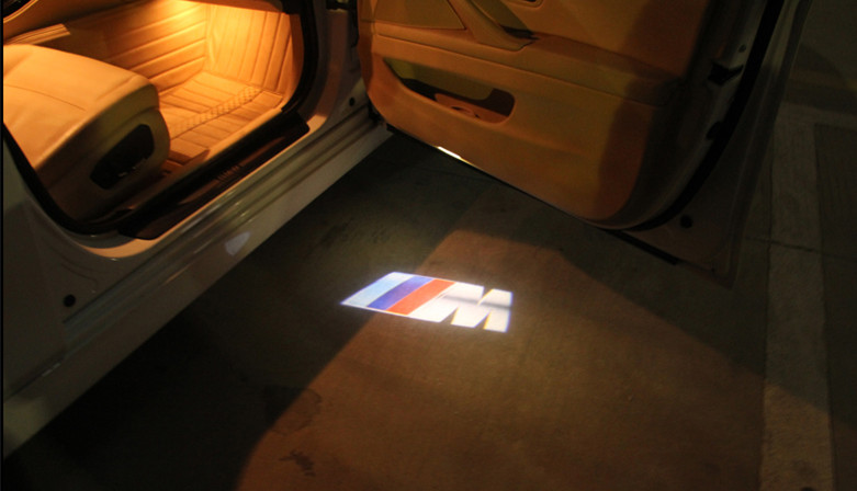 Led Car Door Step Courtesy Laser Projector Shadow Logo