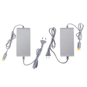 Image 3 - Wii U 콘솔 용 EU/US/UK 어댑터 110V 220V EU 플러그 전원 공급 장치 AC 어댑터