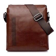 Hot Design in  famous brand PU leather men messenger bags men travel bags luxury fashion shoulder bags men briefcases   Lj-146