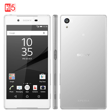 "Original Unlocked Sony Xperia Z5 E6653/E6683 Moblie Phone 3GB RAM 32GB ROM Quad+Quad Core 5.2"" 23MP 2900mAh WIFI 4G LTE"