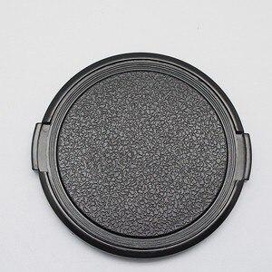 Image 1 - 30 adet/grup 49 52 55 58 62 67 72 77 82 86 95 105mm kamera Lens kapağı koruma kapağı Lens ön kapak için canon nikon DSLR Lens