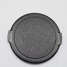 30 stks/partij 49 52 55 58 62 67 72 77 82 86 95 105mm Camera Lens Cap Protection Cover lens Voorkant Cap voor canon nikon DSLR Lens