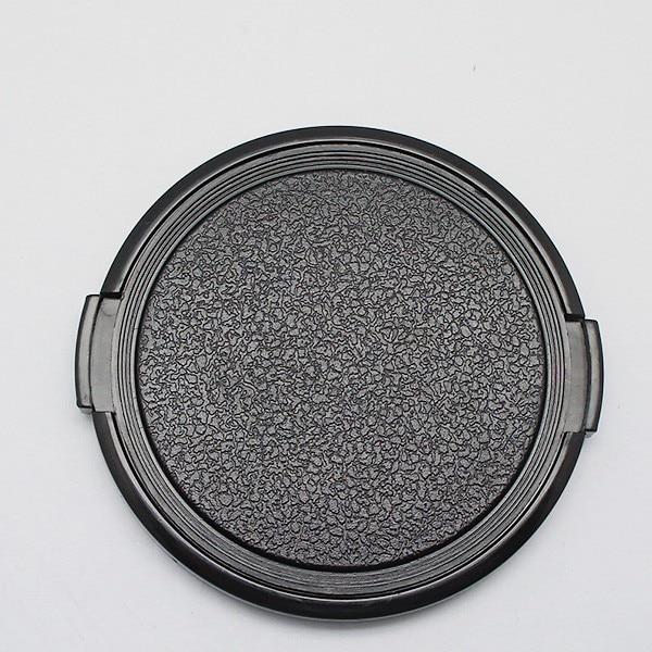 Prix pour En gros 30 pcs/lot 49 52 55 58 62 67 72 77 82 86mm Camera Lens Cover Protection Cap Bouchon D'objectif Avant pour canon nikon Dslr