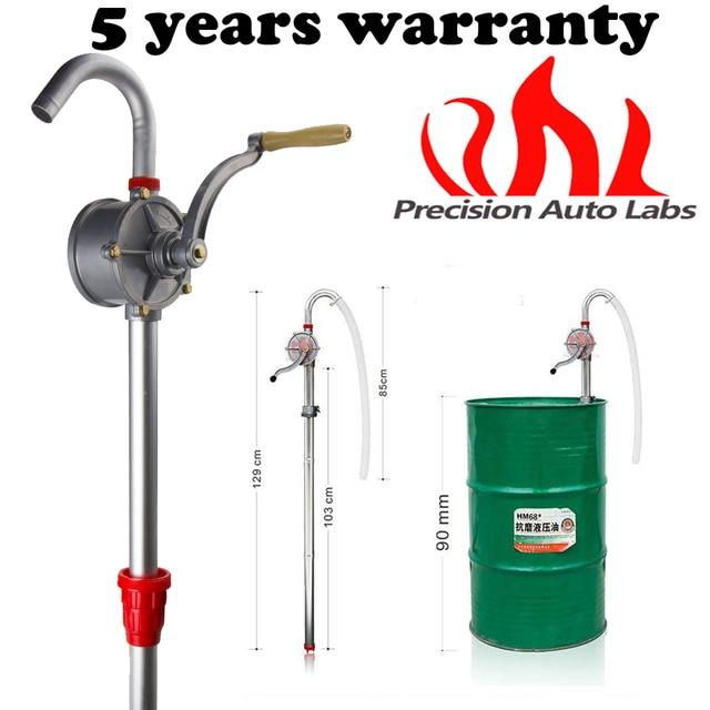 Precision Auto Labs New Manual Hand Crank Rotary Pump Oil