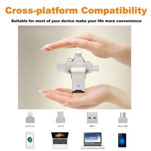 Image 4 - Ingelon adaptateur de cartes SD, Micro adaptateur USB 3.0, Micro sdhc/sdxc vers xqd, adaptateur OTG usb pour lightning
