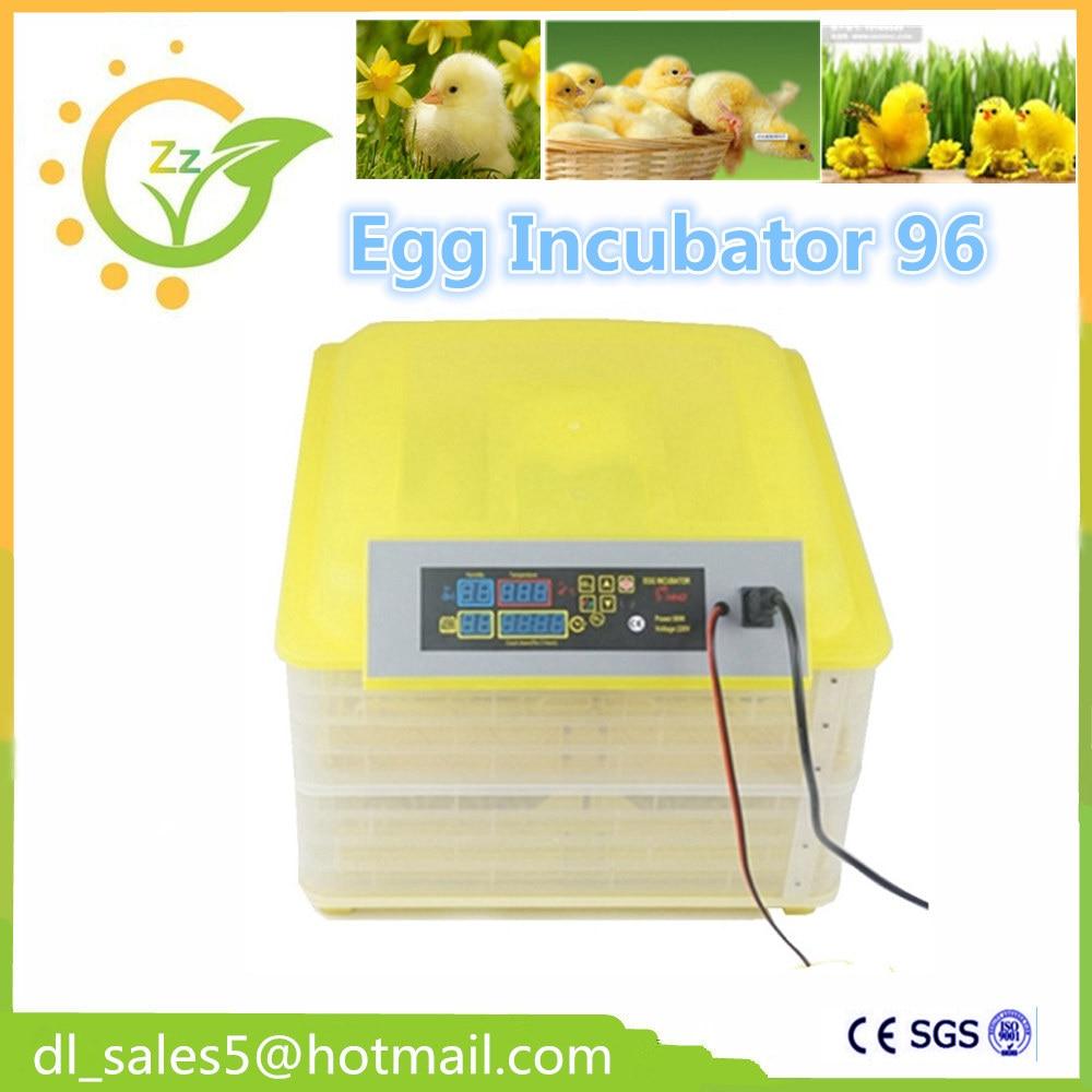 Full automatic Chicken Duck Goose Quail eggs incubator full automatic chicken duck goose quail eggs incubator