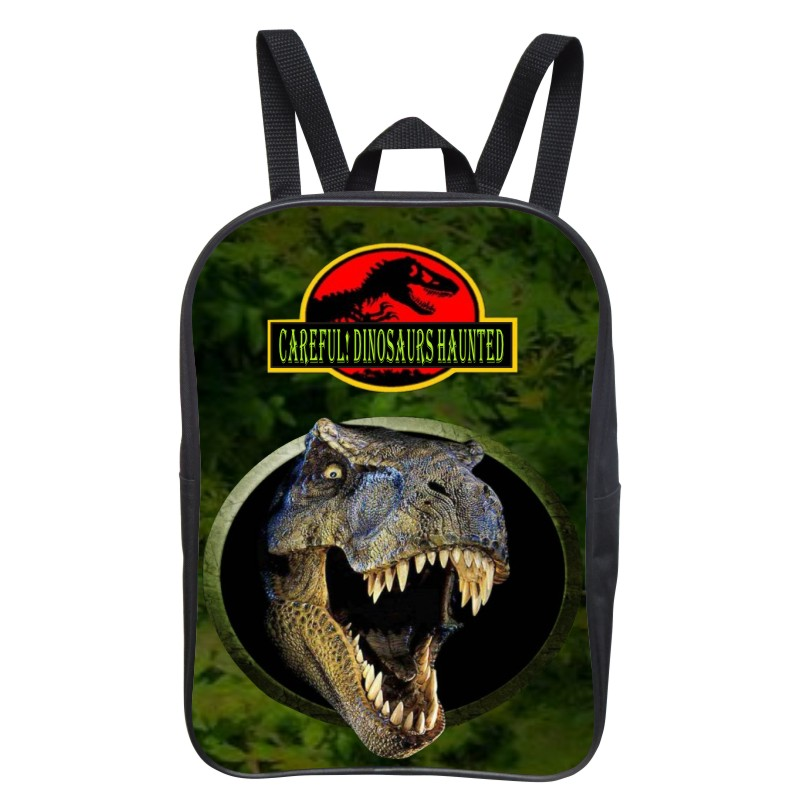 Sales Promotion New Style Printing Animal Dinosaur font b Kids b font Baby Bags Kindergarten School