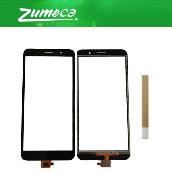 5.5 Inch For BQ Mobile BQ-5515L Fast BQ5515L BQ 5515L Touch Screen Digititer Sensor Touch Panel Glass With Tape Black