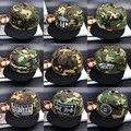 2017 Unisex Brand Camouflage Snapback Bone Gorras NY LA Hip Hop Baseball Cap Summer Casual Camo Casquette Hat For Men and Women