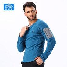 Topsky outdoor Men winter jacket Fleece inner Men parka windproof jacket Fleece inner Men brand clothing ukraine Free shipping