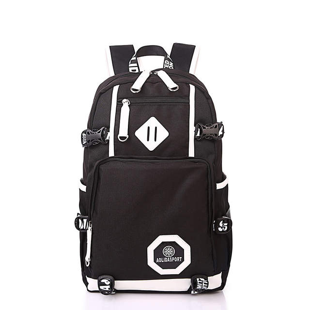 467f47b1fafe US $24.19 |Hot Sales Heavy Duty Unisex Backpack Multifunctional Waterproof  Casual Women Backpack Computer Bag Men Backpacks-in Backpacks from Luggage  ...