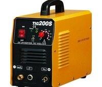 Постоянного тока инвертор сварочное оборудование сварочный аппарат TIG TIG200S сварщик, оптовая и розничная продажа сварочный аппарат части