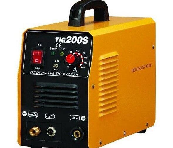DC Inverter welding equipment TIG welding machine TIG200S welder,Wholesale & retail