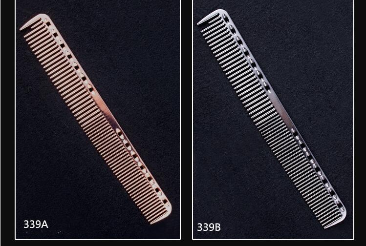 2017 Νέο Αλουμινένιο Χτενιστήρι - Περιποίηση και στυλ μαλλιών - Φωτογραφία 3