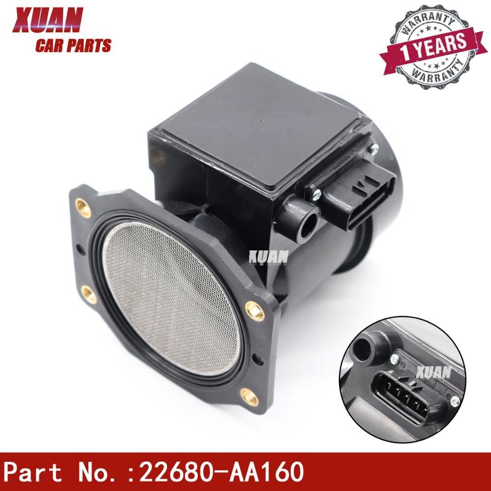 22680-AA160 Mass Air Flow Meter Sensor For Subaru Forester Impreza Legacy 2.5L