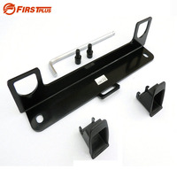 For Ford Focus ISOFIX Belt Connector Interfaces Guide Bracket Car Baby Child Safety Seat Belts Holder