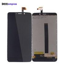 Dla Umi Max wyświetlacz LCD ekran dotykowy Digitizer dla Umi Max wyświetlacz ekran LCD części do telefonów z bezpłatnych narzędzi w celu uzyskania