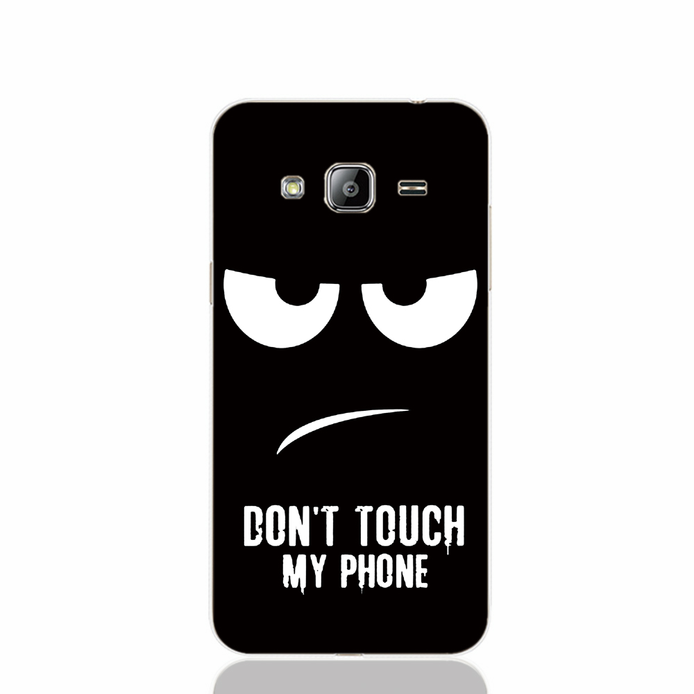 23182 Не Прикасайтесь My Phone cell phone case cover for Samsung Galaxy J1 MINI J2 J3 J7 ON5 ON7 J120F 2016