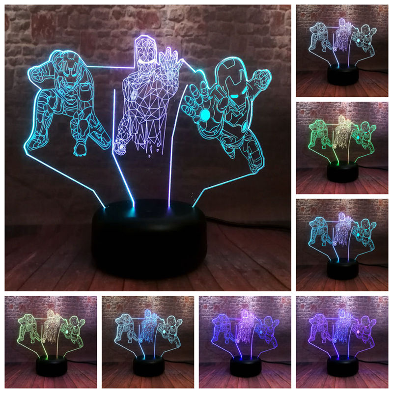 font-b-avengers-b-font-iron-man-figure-model-3d-nightlight-led-7-mixed-colors-changing-light-marvel-superhero-figma-toys