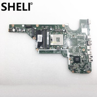 SHELI FOR HP 680568 501 680568 001 Pavilion G4 2000 G6 2000 G7 2000 laptop Motherboard HM76 DDR3 DA0R33MB6E0