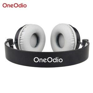 Image 1 - Oneodio Auriculares deportivos, inalámbricos por Bluetooth para teléfono móvil, auriculares plegables con micrófono para Xiaomi