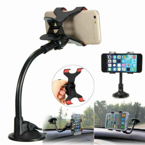 360° Universal In Car Windscreen Dashboard Phone Holder Mount GPS PDA Cellphone Rotating Suction Cup Rotating Suction Cup