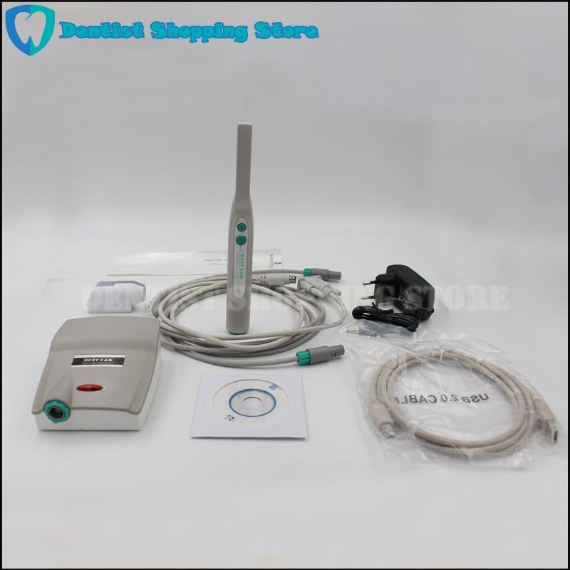 SONY CCD 4 Mega Pixels Dental Intraoral Intra Oral Camera USB 2.0+VGA title=