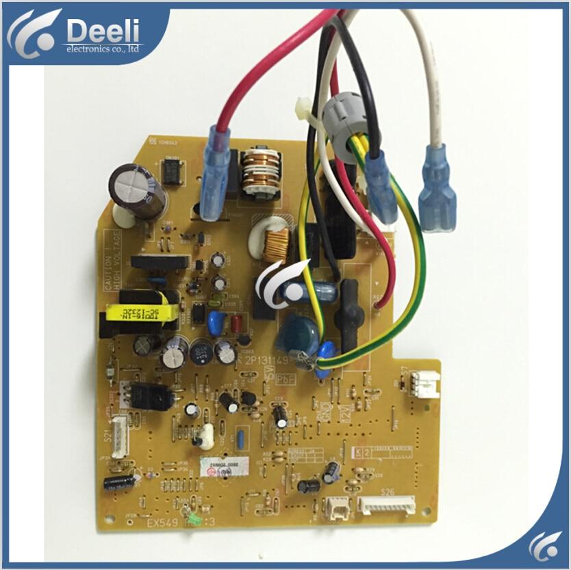good working 100% new for Daikin inverter air conditioner 2P131149-1 CDXD25CMVMC CDXD35CMVMC inside the machine computer board