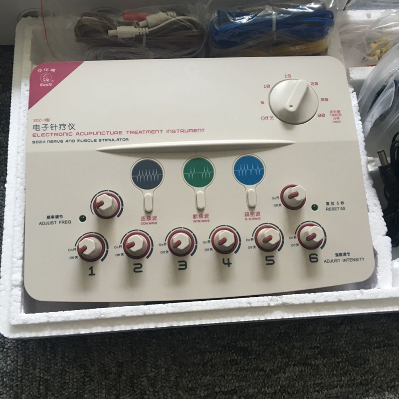 Electroacupuncture Treatment Instrument Nerve and Muscle Stimulator Electroacupuncture Massager Health Relief PainElectroacupuncture Treatment Instrument Nerve and Muscle Stimulator Electroacupuncture Massager Health Relief Pain