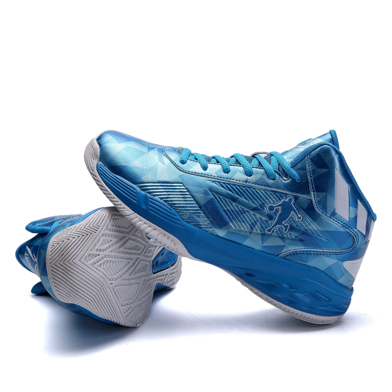 Fashion cool lightweight basketball shoes, textured upper sneakers