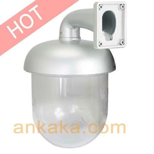 Waterproof Outdoor Security Dome Camera Housing