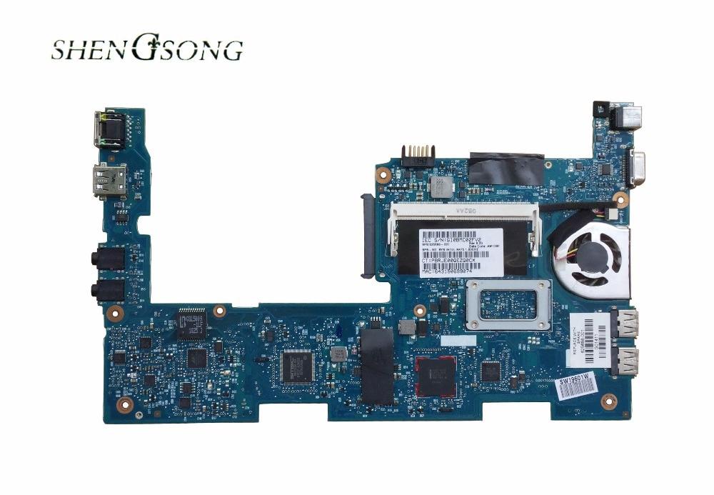 Original 625688-001 for hp compaq MINI 5103 Motherboard test 100% замена абсолютно новый аккумулятор для ноутбука hp compaq mini cq10 100eb mini cq10 100er mini cq10 100ek mini cq10 100so