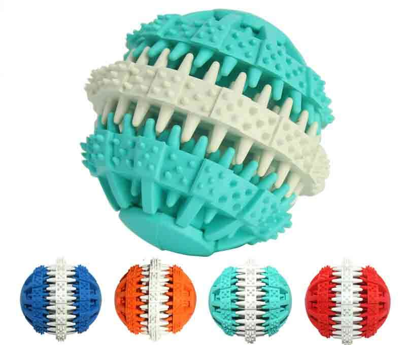 6cm Toy Ball Bitter Sport Toys Clean Tooth Toys Outdoor Home Activating Blood Circulation And Strengthening Sinews And Bones