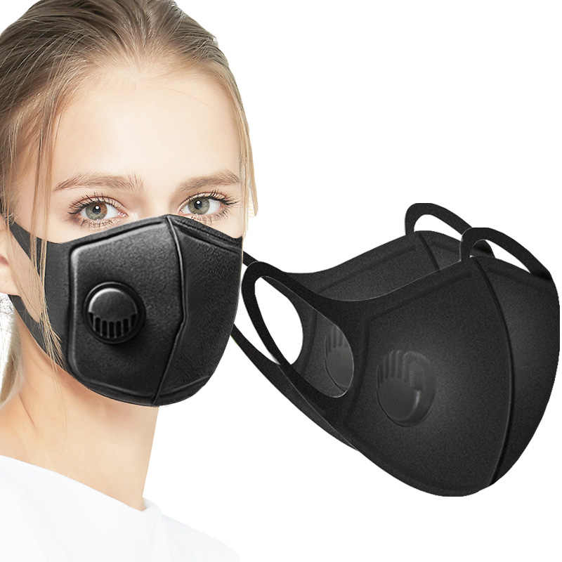 Anti dust Mask mouth Anti fog haze Respirator dust Washable Reusable Masks Cotton Mouth Muffle Pm2.5 pollution mask for mouth