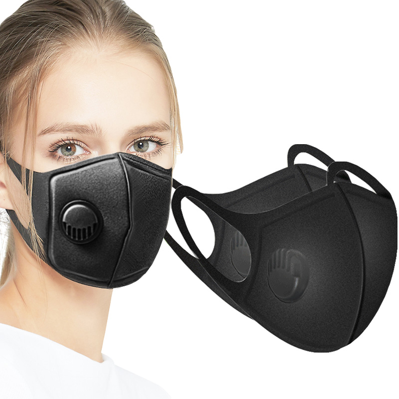 Anti dust Mask mouth Anti fog haze Respirator dust Washable Reusable Masks Cotton Mouth Muffle Pm2.5 pollution mask for mouth master lock safe space