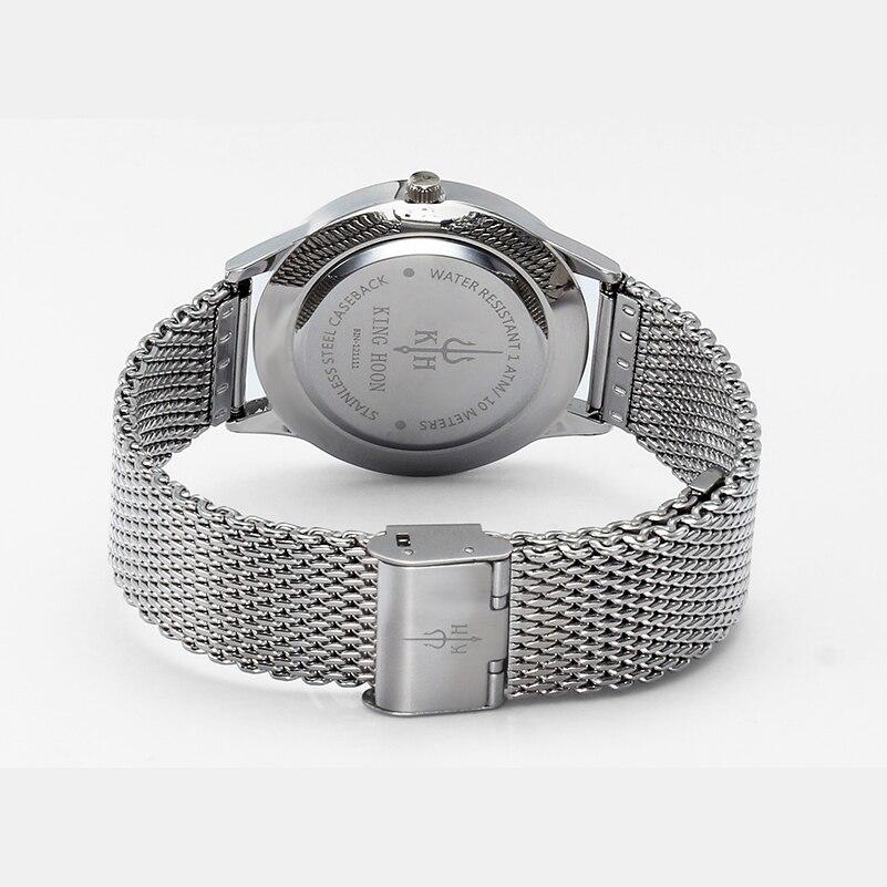 Top Fashion Classic Brand Relojes Hombres Reloj deportivo de cuarzo - Relojes para hombres - foto 5
