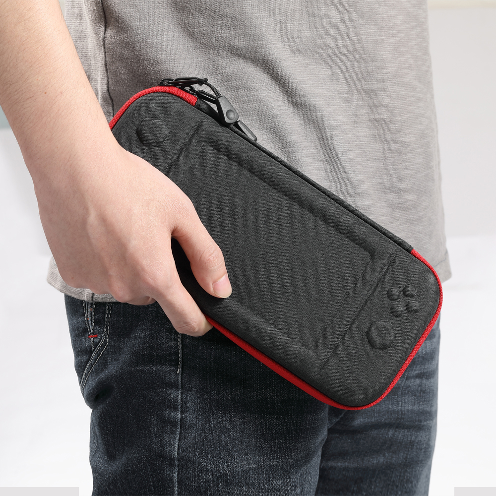 Купить с кэшбэком Liboer Storage case for Nintendo Switch Hard Carrying Bag for Nintendo switch Console & Game Accessories BN38