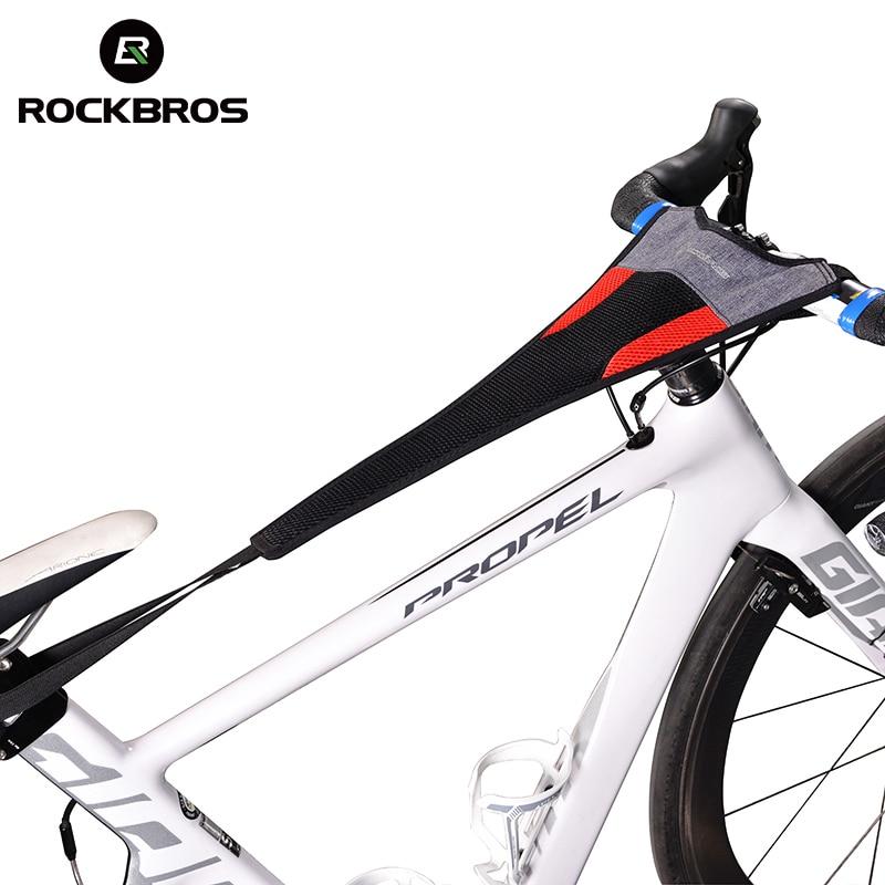 ROCKBROS bicicleta Sweatband entrenador neta sudor bicicleta sudor ...