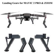 DJI Mavic 2 Landing Gear Extended Heighten Landing Gear Leg Support Feet Protector Accessories for DJI Mavic 2 Pro/Zoom drone
