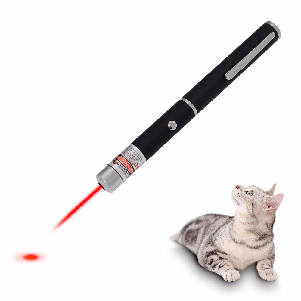 Creative Funny Pet Cat Toys Laser Pointer Training Tools Portable Pen Powerful Lazer Pointers Pens For Teaching Outdoor Playing