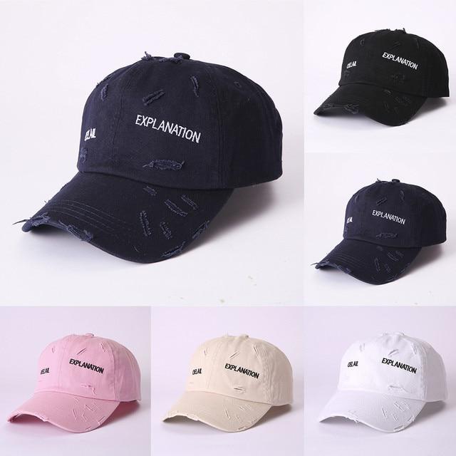 Summer Hat Baseball Men Women Adjustable Baseball Sunscreen Cap Snapback  Hip-Hop Hat Unisex Caps in Beige Black Navy Pink White 1c7b3448095