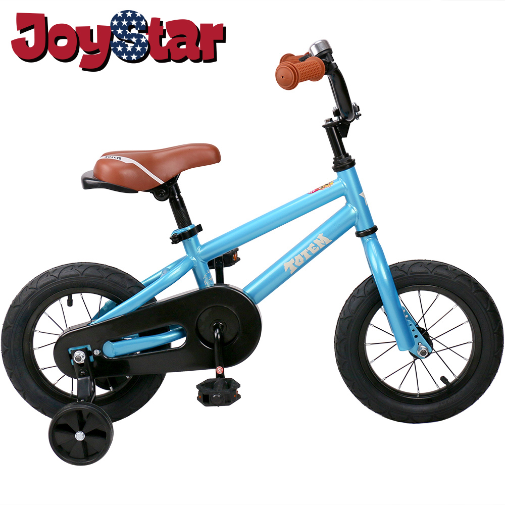 Kids Bike for Girls & Boys, Training Wheels for 12 14 <font><b>16</b></font> inch Bike, Kickstand for 18 inch Bike child bicycle children baby bike image