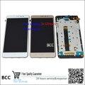 Melhor qualidade display lcd + touch screen digitador assembléia com quadro para xiaomi hongmi note 3 redmi note3