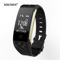 SCELTECH S2 Sport Smart Band Wrist Bracelet Wristband Heart Rate Monitor IP67 Waterproof Bluetooth Smartband For