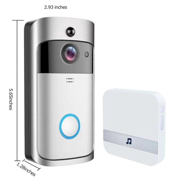 Geekam Doorbell Wireless Security Camera 4