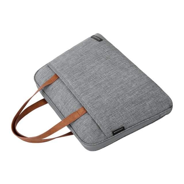 40c35e776a BAGSMART New Fashion Nylon Men 14 Inch Laptop Bag Famous Brand Shoulder Bag  Messenger Bags Causal