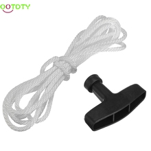 Universal Lawnmowers Pull Handle 1.1M Starter Start Cord Rope Engine Petrol  828 Promotion