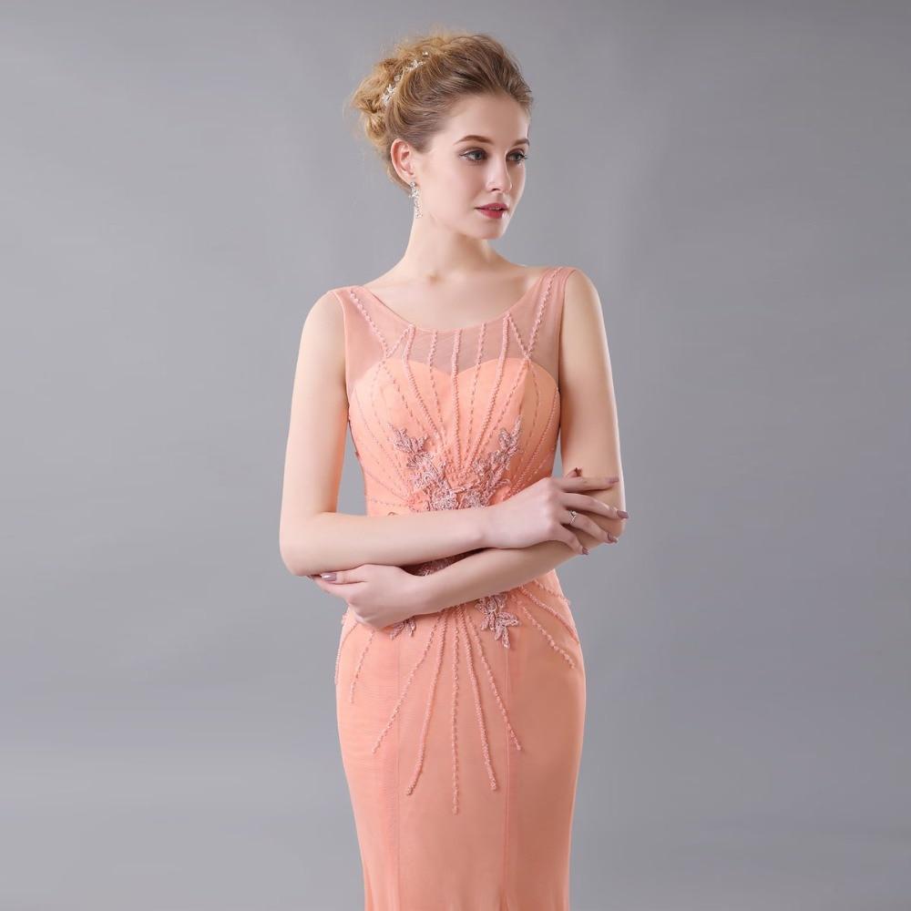 Lujoso Sirena De Encaje Vestido De Fiesta Friso - Ideas de Vestido ...