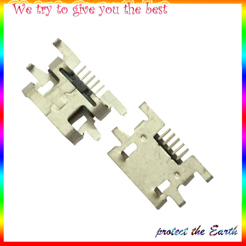 Original New For Sony Xperia M C1904 C1905 C2004 C2005 Micro USB Charging Connector Charger Port  Repalcement Parts